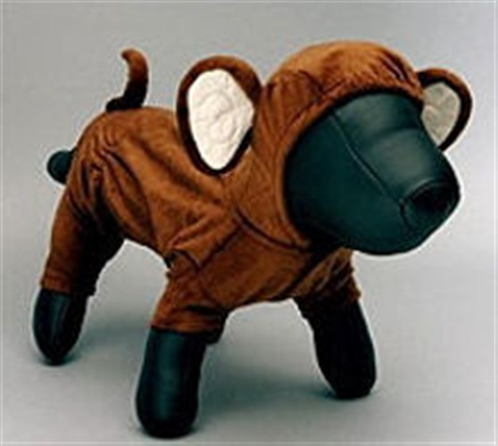Chunky Monkey Pajama Pals Dog Costume