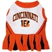 Cincinnati Bengals Cheerleader Dog Dress - dn-cin-dress