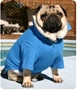 Classic Dog Polo Shirt - Blue wooflink, susan lanci, dog clothes, small dog clothes, urban pup, pooch outfitters, dogo, hip doggie, doggie design, small dog dress, pet clotes, dog boutique. pet boutique, bloomingtails dog boutique, dog raincoat, dog rain coat, pet raincoat, dog shampoo, pet shampoo, dog bathrobe, pet bathrobe, dog carrier, small dog carrier, doggie couture, pet couture, dog football, dog toys, pet toys, dog clothes sale, pet clothes sale, shop local, pet store, dog store, dog chews, pet chews, worthy dog, dog bandana, pet bandana, dog halloween, pet halloween, dog holiday, pet holiday, dog teepee, custom dog clothes, pet pjs, dog pjs, pet pajamas, dog pajamas,dog sweater, pet sweater, dog hat, fabdog, fab dog, dog puffer coat, dog winter jacket, dog col