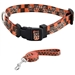 Cleveland Browns Dog Collar & Leash - dn-cleveland-collar