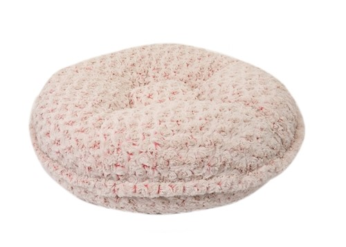 Coral & Beige Rosebud Round Dog Bed       pet clothes, dog clothes, puppy clothes, pet store, dog store, puppy boutique store, dog boutique, pet boutique, puppy boutique, Bloomingtails, dog, small dog clothes, large dog clothes, large dog costumes, small dog costumes, pet stuff, Halloween dog, puppy Halloween, pet Halloween, clothes, dog puppy Halloween, dog sale, pet sale, puppy sale, pet dog tank, pet tank, pet shirt, dog shirt, puppy shirt,puppy tank, I see spot, dog collars, dog leads, pet collar, pet lead,puppy collar, puppy lead, dog toys, pet toys, puppy toy, dog beds, pet beds, puppy bed,  beds,dog mat, pet mat, puppy mat, fab dog pet sweater, dog sweater, dog winter, pet winter,dog raincoat, pet raincoat, dog harness, puppy harness, pet harness, dog collar, dog lead, pet l