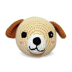 Cotton Dog Ball Toy