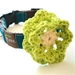 Crochet Flower Collar Accessories - mg-crochet-flower