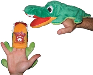 Crocobrett Interactive Puppet Dog Toy
