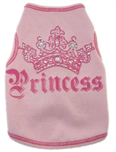 Crown Princess Tank Shirt - iss-princessS-CZX