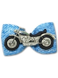 Dog Bows- Cruisin Motorcycle Bow puppy bed,  beds,dog mat, pet mat, puppy mat, fab dog pet sweater, dog swepet clothes, dog clothes, puppy clothes, pet store, dog store, puppy boutique store, dog boutique, pet boutique, puppy boutique, Bloomingtails, dog, small dog clothes, large dog clothes, large dog costumes, small dog costumes, pet stuff, Halloween dog, puppy Halloween, pet Halloween, clothes, dog puppy Halloween, dog sale, pet sale, puppy sale, pet dog tank, pet tank, pet shirt, dog shirt, puppy shirt,puppy tank, I see spot, dog collars, dog leads, pet collar, pet lead,puppy collar, puppy lead, dog toys, pet toys, puppy toy, dog beds, pet beds, puppy bed,  beds,dog mat, pet mat, puppy mat, fab dog pet sweater, dog sweater, dog winter, pet winter,dog raincoat, pet rain