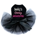 Daddy's Little Valentine  Dog Tutu in 3 Colors  - dic-daddysv