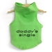 Daddy's Single Stud Dog Tank in Many Colors    - daisy-dadsingle-tank