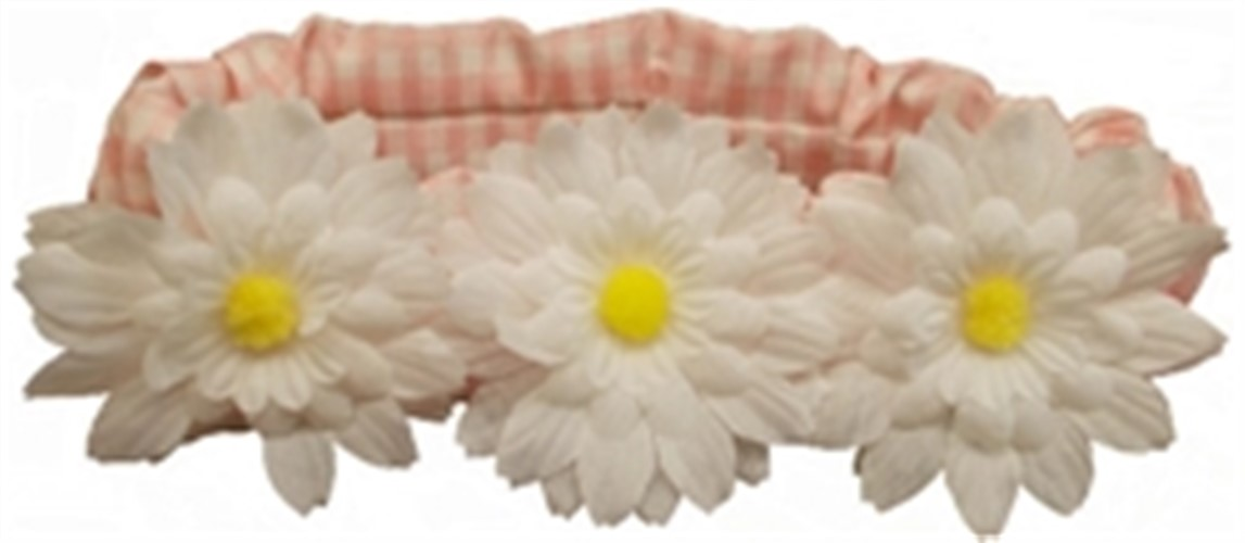 Daisy Scrunchies-Many colors - Ptplt-scrunchies