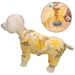 Dancing Monkey & Stars Cotton  Dog Pajamas - klip-monkeys-pjX-ETJ
