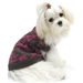 Diva Two Faced Reversible  Dog Sweater - on-diva
