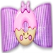 Dog Bows - Frosted Donut - hb-donut-bow