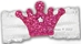 Dog Bows - Royality, Pink - hb-royalpink