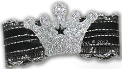 Dog Bows - Royality, Silver  puppy bed,  beds,dog mat, pet mat, puppy mat, fab dog pet sweater, dog swepet clothes, dog clothes, puppy clothes, pet store, dog store, puppy boutique store, dog boutique, pet boutique, puppy boutique, Bloomingtails, dog, small dog clothes, large dog clothes, large dog costumes, small dog costumes, pet stuff, Halloween dog, puppy Halloween, pet Halloween, clothes, dog puppy Halloween, dog sale, pet sale, puppy sale, pet dog tank, pet tank, pet shirt, dog shirt, puppy shirt,puppy tank, I see spot, dog collars, dog leads, pet collar, pet lead,puppy collar, puppy lead, dog toys, pet toys, puppy toy, dog beds, pet beds, puppy bed,  beds,dog mat, pet mat, puppy mat, fab dog pet sweater, dog sweater, dog winter, pet winter,dog raincoat, pet rai