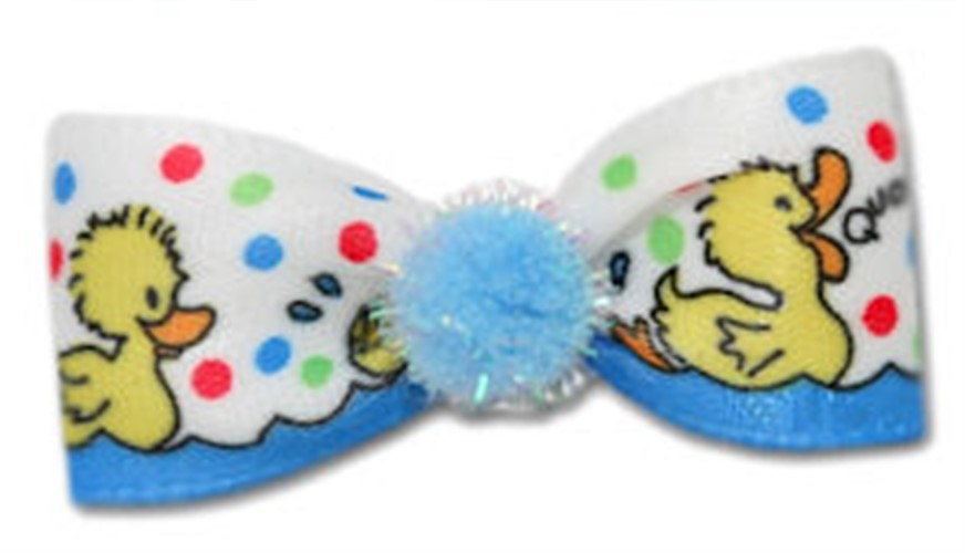 Dog Bows - Splish Splash - hb-splishsplash