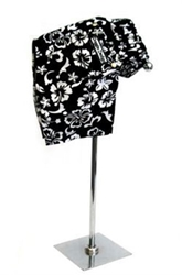 Dog Hawaiian Board Shorts-Black