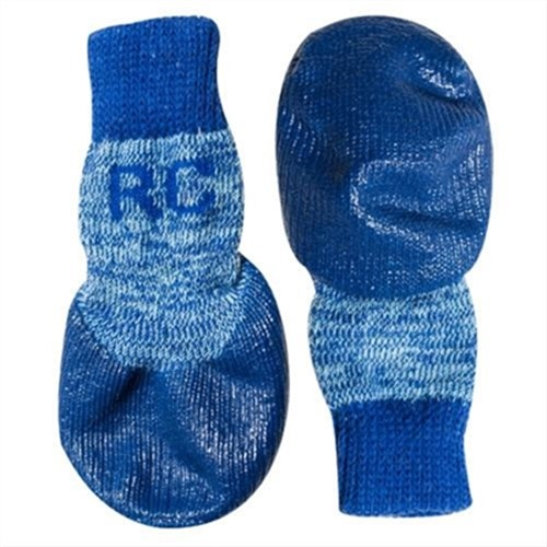 Dog PAWks in Blue - rcpp-blue