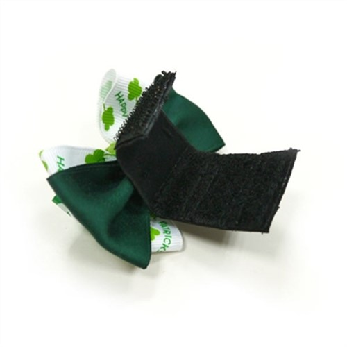 EasyBow St. Patricks Day Collar Bow - dogo-stpats-bow
