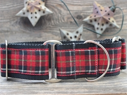 Extra Wide Highlander Dog Collar-Personalizable  wooflink, susan lanci, dog clothes, small dog clothes, urban pup, pooch outfitters, dogo, hip doggie, doggie design, small dog dress, pet clotes, dog boutique. pet boutique, bloomingtails dog boutique, dog raincoat, dog rain coat, pet raincoat, dog shampoo, pet shampoo, dog bathrobe, pet bathrobe, dog carrier, small dog carrier, doggie couture, pet couture, dog football, dog toys, pet toys, dog clothes sale, pet clothes sale, shop local, pet store, dog store, dog chews, pet chews, worthy dog, dog bandana, pet bandana, dog halloween, pet halloween, dog holiday, pet holiday, dog teepee, custom dog clothes, pet pjs, dog pjs, pet pajamas, dog pajamas,dog sweater, pet sweater, dog hat, fabdog, fab dog, dog puffer coat, dog winter jacket, dog col
