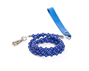 FabuLeash Lumi Bead Blue Leash dog bowls,susan lanci, puppia,wooflink, luxury dog boutique,tonimari,pet clothes, dog clothes, puppy clothes, pet store, dog store, puppy boutique store, dog boutique, pet boutique, puppy boutique, Bloomingtails, dog, small dog clothes, large dog clothes, large dog costumes, small dog costumes, pet stuff, Halloween dog, puppy Halloween, pet Halloween, clothes, dog puppy Halloween, dog sale, pet sale, puppy sale, pet dog tank, pet tank, pet shirt, dog shirt, puppy shirt,puppy tank, I see spot, dog collars, dog leads, pet collar, pet lead,puppy collar, puppy lead, dog toys, pet toys, puppy toy, dog beds, pet beds, puppy bed,  beds,dog mat, pet mat, puppy mat, fab dog pet sweater, dog sweater, dog winter, pet winter,dog raincoat, pet raincoat,