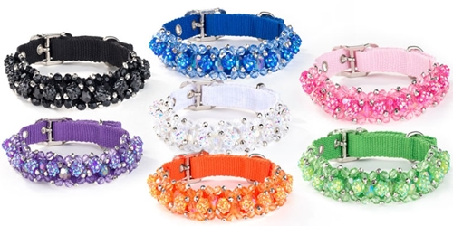 Fabuleash Fireball Collar Collection-Many Colors