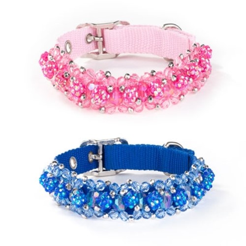 Fabuleash Fireball Collar Collection-Many Colors - fabl-fireball
