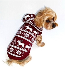 Fair Isle Reindeer Sweater
