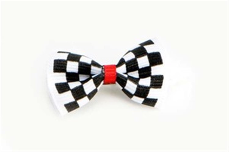 Fast Cars Flag Designer Dog Bows - cc-flag