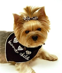 Favorite Child Dog Scarf  dog bowls,susan lanci, puppia,wooflink, luxury dog boutique,tonimari,pet clothes, dog clothes, puppy clothes, pet store, dog store, puppy boutique store, dog boutique, pet boutique, puppy boutique, Bloomingtails, dog, small dog clothes, large dog clothes, large dog costumes, small dog costumes, pet stuff, Halloween dog, puppy Halloween, pet Halloween, clothes, dog puppy Halloween, dog sale, pet sale, puppy sale, pet dog tank, pet tank, pet shirt, dog shirt, puppy shirt,puppy tank, I see spot, dog collars, dog leads, pet collar, pet lead,puppy collar, puppy lead, dog toys, pet toys, puppy toy, dog beds, pet beds, puppy bed,  beds,dog mat, pet mat, puppy mat, fab dog pet sweater, dog sweater, dog winter, pet winter,dog raincoat, pet raincoat