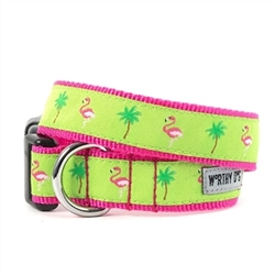 Flamingos Dog Collar & Lead     pet clothes, dog clothes, puppy clothes, pet store, dog store, puppy boutique store, dog boutique, pet boutique, puppy boutique, Bloomingtails, dog, small dog clothes, large dog clothes, large dog costumes, small dog costumes, pet stuff, Halloween dog, puppy Halloween, pet Halloween, clothes, dog puppy Halloween, dog sale, pet sale, puppy sale, pet dog tank, pet tank, pet shirt, dog shirt, puppy shirt,puppy tank, I see spot, dog collars, dog leads, pet collar, pet lead,puppy collar, puppy lead, dog toys, pet toys, puppy toy, dog beds, pet beds, puppy bed,  beds,dog mat, pet mat, puppy mat, fab dog pet sweater, dog sweater, dog winter, pet winter,dog raincoat, pet raincoat, dog harness, puppy harness, pet harness, dog collar, dog lead, pet l