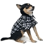 Flannel Shirt in Black Roxy & Lulu, wooflink, susan lanci, dog clothes, small dog clothes, urban pup, pooch outfitters, dogo, hip doggie, doggie design, small dog dress, pet clotes, dog boutique. pet boutique, bloomingtails dog boutique, dog raincoat, dog rain coat, pet raincoat, dog shampoo, pet shampoo, dog bathrobe, pet bathrobe, dog carrier, small dog carrier, doggie couture, pet couture, dog football, dog toys, pet toys, dog clothes sale, pet clothes sale, shop local, pet store, dog store, dog chews, pet chews, worthy dog, dog bandana, pet bandana, dog halloween, pet halloween, dog holiday, pet holiday, dog teepee, custom dog clothes, pet pjs, dog pjs, pet pajamas, dog pajamas,dog sweater, pet sweater, dog hat, fabdog, fab dog, dog puffer coat, dog winter ja