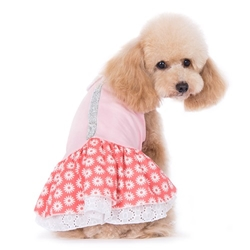 Flower Bling Dog Dress   kosher, hanukkah, toy, jewish, toy, puppy bed,  beds,dog mat, pet mat, puppy mat, fab dog pet sweater, dog swepet clothes, dog clothes, puppy clothes, pet store, dog store, puppy boutique store, dog boutique, pet boutique, puppy boutique, Bloomingtails, dog, small dog clothes, large dog clothes, large dog costumes, small dog costumes, pet stuff, Halloween dog, puppy Halloween, pet Halloween, clothes, dog puppy Halloween, dog sale, pet sale, puppy sale, pet dog tank, pet tank, pet shirt, dog shirt, puppy shirt,puppy tank, I see spot, dog collars, dog leads, pet collar, pet lead,puppy collar, puppy lead, dog toys, pet toys, puppy toy, dog beds, pet beds, puppy bed,  beds,dog mat, pet mat, puppy mat, fab dog pet sweater, dog sweater, dog winte