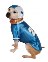 Football Player Pet Costume