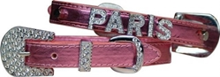 Foxy Glam Two Tier Metallic Dog Collar wooflink, susan lanci, dog clothes, small dog clothes, urban pup, pooch outfitters, dogo, hip doggie, doggie design, small dog dress, pet clotes, dog boutique. pet boutique, bloomingtails dog boutique, dog raincoat, dog rain coat, pet raincoat, dog shampoo, pet shampoo, dog bathrobe, pet bathrobe, dog carrier, small dog carrier, doggie couture, pet couture, dog football, dog toys, pet toys, dog clothes sale, pet clothes sale, shop local, pet store, dog store, dog chews, pet chews, worthy dog, dog bandana, pet bandana, dog halloween, pet halloween, dog holiday, pet holiday, dog teepee, custom dog clothes, pet pjs, dog pjs, pet pajamas, dog pajamas,dog sweater, pet sweater, dog hat, fabdog, fab dog, dog puffer coat, dog winter jacket, dog col
