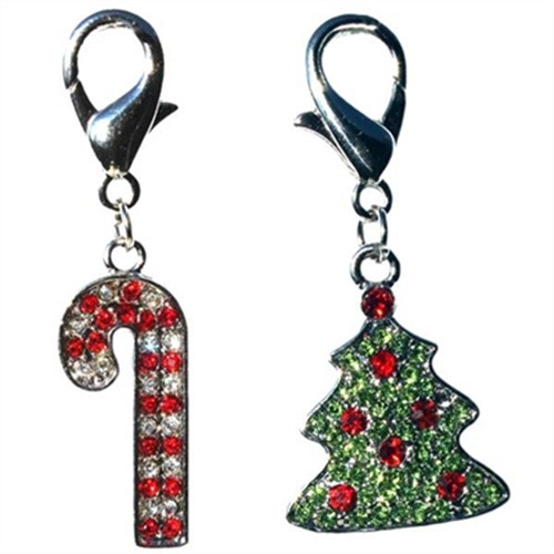 foxy glitz christmas charms - Christmas Charms