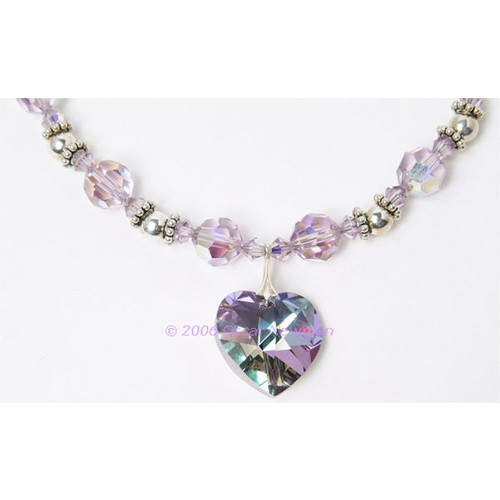 Frosted Grape Necklace - on-frosted