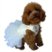 Fufu Tutu Dog Dress in Various Colors - dogsq-fufu