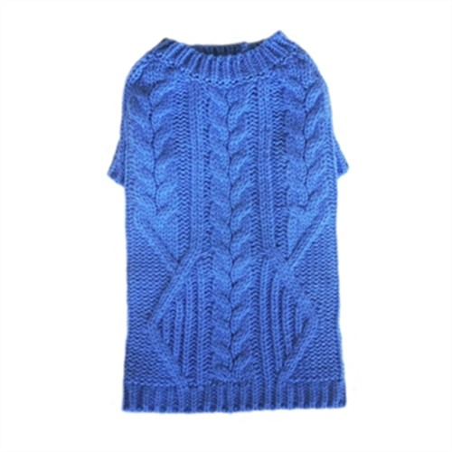 George Sweater - Blue - po-george-sweater
