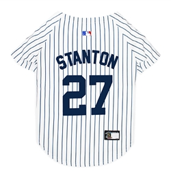 Giancarlo Stanton  Dog Jersey  wooflink, susan lanci, dog clothes, small dog clothes, urban pup, pooch outfitters, dogo, hip doggie, doggie design, small dog dress, pet clotes, dog boutique. pet boutique, bloomingtails dog boutique, dog raincoat, dog rain coat, pet raincoat, dog shampoo, pet shampoo, dog bathrobe, pet bathrobe, dog carrier, small dog carrier, doggie couture, pet couture, dog football, dog toys, pet toys, dog clothes sale, pet clothes sale, shop local, pet store, dog store, dog chews, pet chews, worthy dog, dog bandana, pet bandana, dog halloween, pet halloween, dog holiday, pet holiday, dog teepee, custom dog clothes, pet pjs, dog pjs, pet pajamas, dog pajamas,dog sweater, pet sweater, dog hat, fabdog, fab dog, dog puffer coat, dog winter jacket, dog col