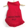 Grandmas Pup Stud Dog Flounce Dress in Many Colors   wooflink, susan lanci, dog clothes, small dog clothes, urban pup, pooch outfitters, dogo, hip doggie, doggie design, small dog dress, pet clotes, dog boutique. pet boutique, bloomingtails dog boutique, dog raincoat, dog rain coat, pet raincoat, dog shampoo, pet shampoo, dog bathrobe, pet bathrobe, dog carrier, small dog carrier, doggie couture, pet couture, dog football, dog toys, pet toys, dog clothes sale, pet clothes sale, shop local, pet store, dog store, dog chews, pet chews, worthy dog, dog bandana, pet bandana, dog halloween, pet halloween, dog holiday, pet holiday, dog teepee, custom dog clothes, pet pjs, dog pjs, pet pajamas, dog pajamas,dog sweater, pet sweater, dog hat, fabdog, fab dog, dog puffer coat, dog winter jacket, dog col