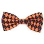 Halloween Argyle Bow Tie  Roxy & Lulu, wooflink, susan lanci, dog clothes, small dog clothes, urban pup, pooch outfitters, dogo, hip doggie, doggie design, small dog dress, pet clotes, dog boutique. pet boutique, bloomingtails dog boutique, dog raincoat, dog rain coat, pet raincoat, dog shampoo, pet shampoo, dog bathrobe, pet bathrobe, dog carrier, small dog carrier, doggie couture, pet couture, dog football, dog toys, pet toys, dog clothes sale, pet clothes sale, shop local, pet store, dog store, dog chews, pet chews, worthy dog, dog bandana, pet bandana, dog halloween, pet halloween, dog holiday, pet holiday, dog teepee, custom dog clothes, pet pjs, dog pjs, pet pajamas, dog pajamas,dog sweater, pet sweater, dog hat, fabdog, fab dog, dog puffer coat, dog winter ja