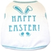 Happy Easter Dog Shirt in Pink or Blue - iss-eashirtB-HGP