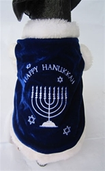 Happy Hanukkah Dog Costume   costumes, for, dogs