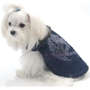 Heart of a Dragon Denim Dog Coat wooflink, susan lanci, dog clothes, small dog clothes, urban pup, pooch outfitters, dogo, hip doggie, doggie design, small dog dress, pet clotes, dog boutique. pet boutique, bloomingtails dog boutique, dog raincoat, dog rain coat, pet raincoat, dog shampoo, pet shampoo, dog bathrobe, pet bathrobe, dog carrier, small dog carrier, doggie couture, pet couture, dog football, dog toys, pet toys, dog clothes sale, pet clothes sale, shop local, pet store, dog store, dog chews, pet chews, worthy dog, dog bandana, pet bandana, dog halloween, pet halloween, dog holiday, pet holiday, dog teepee, custom dog clothes, pet pjs, dog pjs, pet pajamas, dog pajamas,dog sweater, pet sweater, dog hat, fabdog, fab dog, dog puffer coat, dog winter jacket, dog col