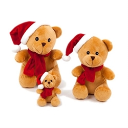 Holiday Bear Toys