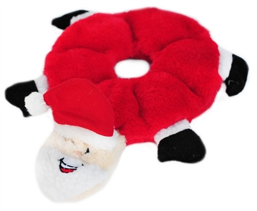Holiday Loopy Santa or Reindeer Dog Toy dog bowls,susan lanci, puppia,wooflink, luxury dog boutique,tonimari,pet clothes, dog clothes, puppy clothes, pet store, dog store, puppy boutique store, dog boutique, pet boutique, puppy boutique, Bloomingtails, dog, small dog clothes, large dog clothes, large dog costumes, small dog costumes, pet stuff, Halloween dog, puppy Halloween, pet Halloween, clothes, dog puppy Halloween, dog sale, pet sale, puppy sale, pet dog tank, pet tank, pet shirt, dog shirt, puppy shirt,puppy tank, I see spot, dog collars, dog leads, pet collar, pet lead,puppy collar, puppy lead, dog toys, pet toys, puppy toy, dog beds, pet beds, puppy bed,  beds,dog mat, pet mat, puppy mat, fab dog pet sweater, dog sweater, dog winter, pet winter,dog raincoat, pet raincoat,