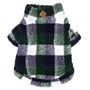 Hunter/Navy Sherpa Pullover with Zipper  wooflink, susan lanci, dog clothes, small dog clothes, urban pup, pooch outfitters, dogo, hip doggie, doggie design, small dog dress, pet clotes, dog boutique. pet boutique, bloomingtails dog boutique, dog raincoat, dog rain coat, pet raincoat, dog shampoo, pet shampoo, dog bathrobe, pet bathrobe, dog carrier, small dog carrier, doggie couture, pet couture, dog football, dog toys, pet toys, dog clothes sale, pet clothes sale, shop local, pet store, dog store, dog chews, pet chews, worthy dog, dog bandana, pet bandana, dog halloween, pet halloween, dog holiday, pet holiday, dog teepee, custom dog clothes, pet pjs, dog pjs, pet pajamas, dog pajamas,dog sweater, pet sweater, dog hat, fabdog, fab dog, dog puffer coat, dog winter jacket, dog col