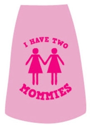 I Have Two Mommies - Black
