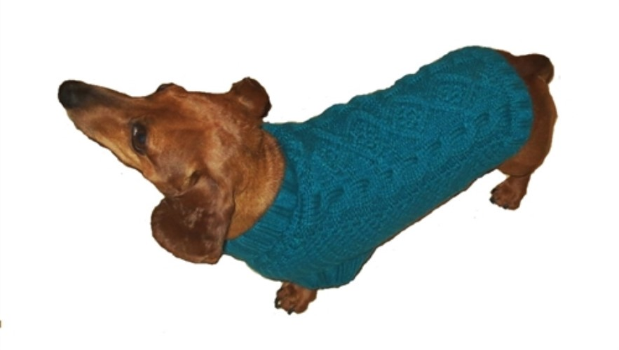 Irish Dog Sweater-Lots of Colors Available - daldog-irish