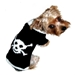 Jolly Roger Dog Sweater - Black & White - dal-pirate-sweater8-8V3